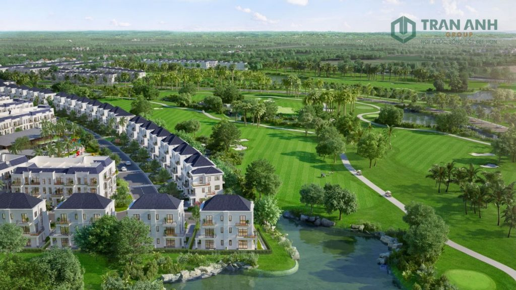 Bất động sản sân golf hấp dẫn nhà đầu tư