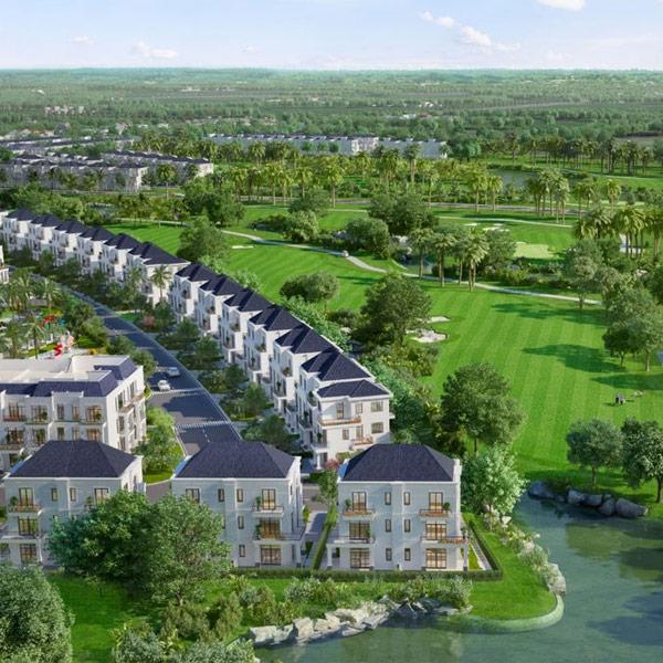 Đô thị sinh thái sân golf – Điểm sáng cho nhà đầu tư Long An