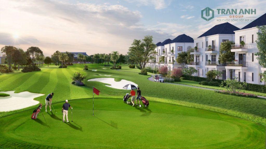 Thị trường golf Việt Nam đang ghi nhận lượng golfer tăng mạnh, kéo theo xu hướng phát triển phòng lưu trú tăng lên nhanh chóng