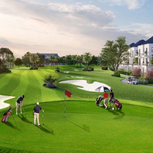 Mối tương quan giữa sự gia tăng golfer và nhu cầu sở hữu bất động sản golf