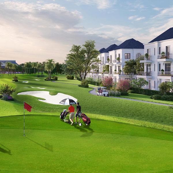 Pháp lý minh bạch tăng giá trị cho West Lakes Golf & Villas