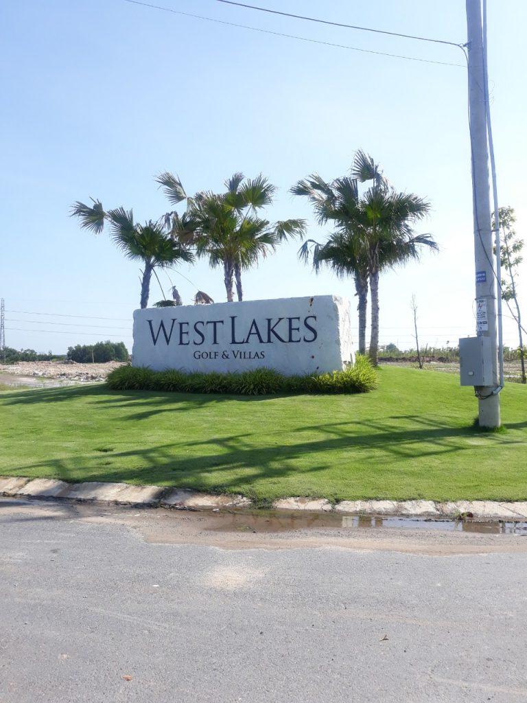 Tiến độ dự án West lakes golf & Villas tháng 11-2019